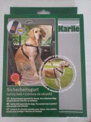 Sicherheitsgurtel für Hunde
