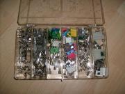 Sicherungen...,Zwei Kleinteileboxen
