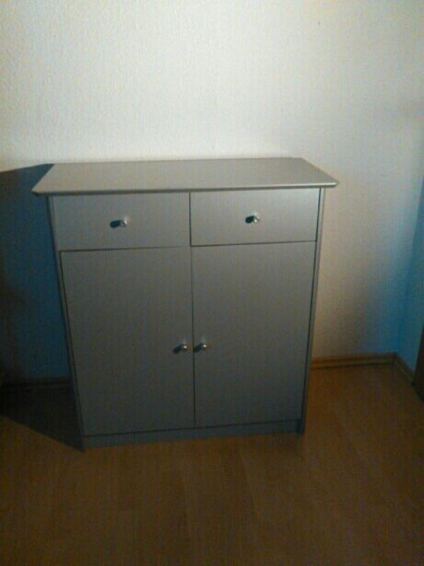 kommode grau kaufen gebraucht und g nstig. Black Bedroom Furniture Sets. Home Design Ideas