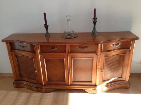 sideboard echtholz antik in mannheim speisezimmer. Black Bedroom Furniture Sets. Home Design Ideas