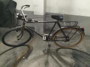 Silber Rad Fahrrad