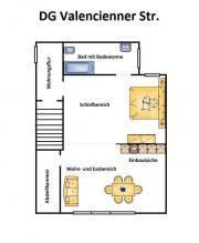 SIngle Appartement im