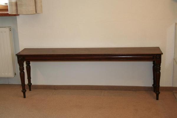 sitzbank massiv neu und gebraucht kaufen bei. Black Bedroom Furniture Sets. Home Design Ideas