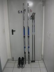 Skating Langlaufski-Set