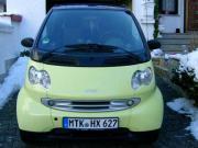 Smart Cabrio Puls