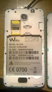 Smartphone Wiko Bloom