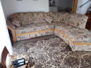 Sofa, mit Doppelbettfunktion