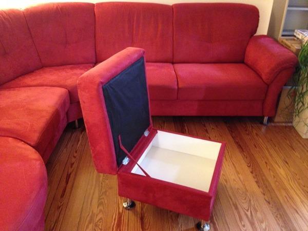 rundecke sofa neu und gebraucht kaufen bei. Black Bedroom Furniture Sets. Home Design Ideas