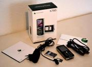 Sony K750i Schwarz
