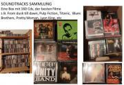 SOUNDTRACKS CD`S