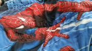 Spidermann winterdecke 2