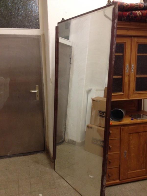 holz spiegel neu und gebraucht kaufen bei. Black Bedroom Furniture Sets. Home Design Ideas