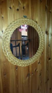 Spiegel geflochten 38