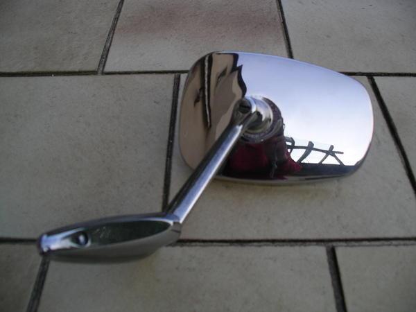 Oldtimer teile spiegel r ckspiegel seitenspiegel for Spiegel tv modellbau