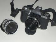 Spiegelreflexkamera Edixa-Prismaflex