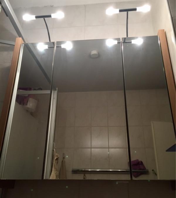 Spiegelschrank kaufen gebraucht und g nstig for Mobel raumungsverkauf