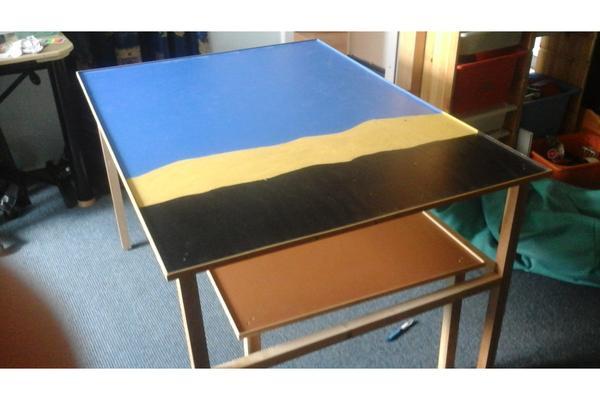 Spieltisch 2stk f r lego playmo usw in berlin for Jugendzimmer playmobil