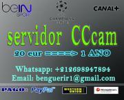 Stabile CCcam Server
