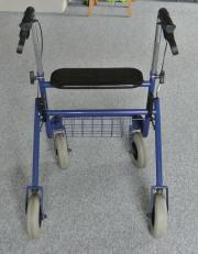Stabiler Rollator (Gehhilfe)