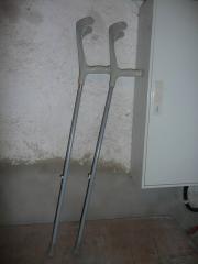 Stahlkrücken