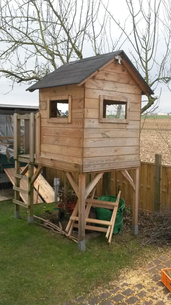 stelzenhaus in hofheim sonstiges f r den garten balkon. Black Bedroom Furniture Sets. Home Design Ideas