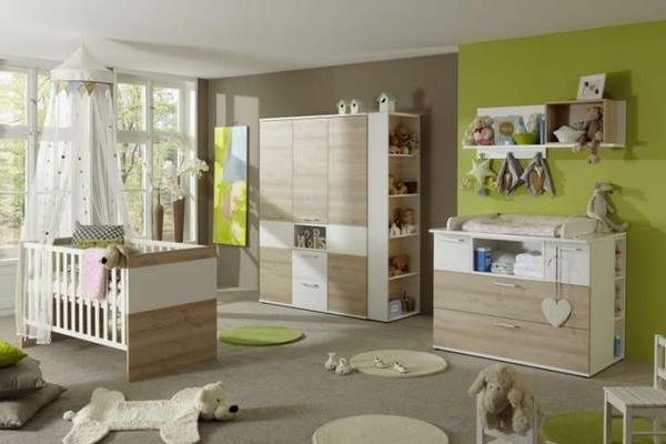 babyzimmer kaufen gebraucht und g nstig. Black Bedroom Furniture Sets. Home Design Ideas
