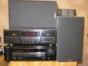 Stereo Anlage - Kennwood
