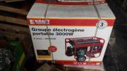 Stromgererator transportabel