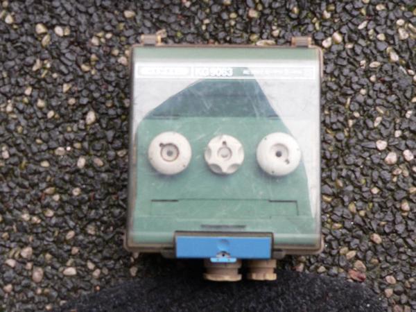 Stromkasten Sicherungskasten Hensen Kg 9063 In Duisburg