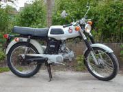 suche Honda ss50 -