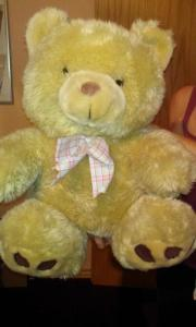 Süßer Teddybär unbespielt