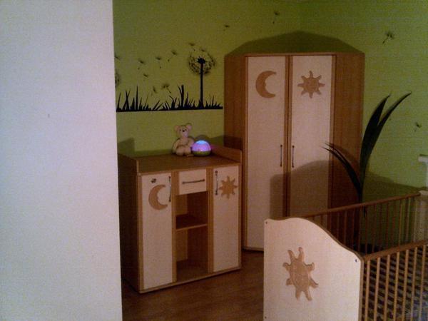 babyzimmer neu und gebraucht kaufen bei. Black Bedroom Furniture Sets. Home Design Ideas