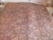 Tagesdecke für Doppelbett