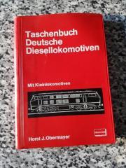 Taschenbuch Deutsche Triebwagen,