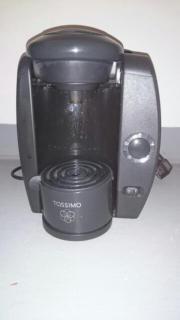 Tassimo Kapsel Maschine.