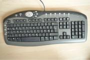 Tastatur PC, wie