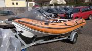 Tauschen GFK Sportboot