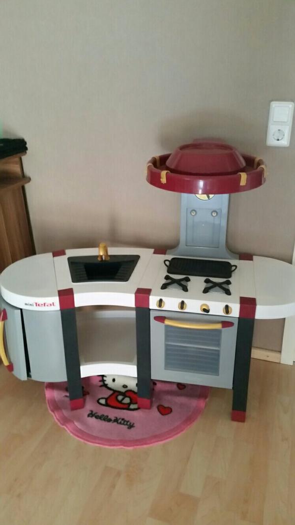 KinderkUche Aus Holz Von Ikea ~ Sie ist im gutem Zustand Viel Möglichkeiten zum Spielen Herdplatte
