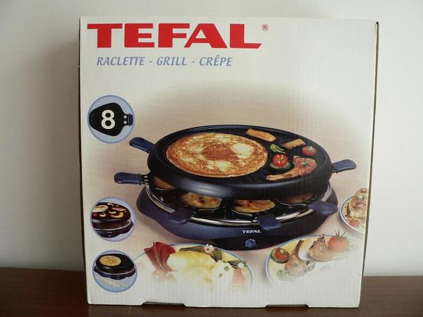 tefal grill gebraucht kaufen 4 st bis 65 g nstiger. Black Bedroom Furniture Sets. Home Design Ideas