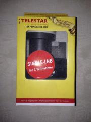 telestar single lnb