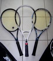 Tennisschläger von Wilson,