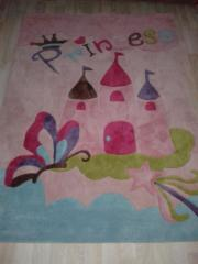 Teppich Kinderzimmer Mädchen