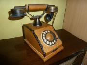 Tesla Telefon, Werkstattofen,