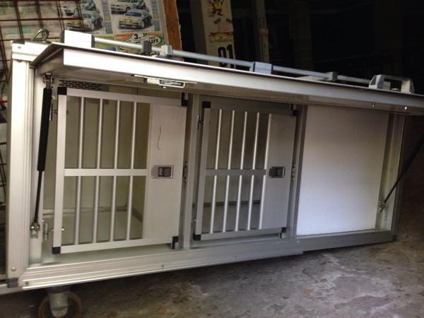 thermo hundebox wt metal 4er in schneeberg kaufen und. Black Bedroom Furniture Sets. Home Design Ideas