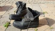 timberland Boots Größe