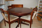 Tisch, Esstisch rund