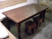 Tisch Landhaustisch Esstisch