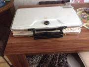 Tischbügelmaschine