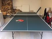 Tischtennisplatte, guter Zustand