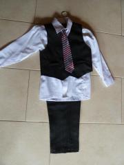 Toller 5teiliger Anzug